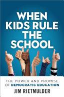 When Kids Rule the School Pdf/ePub eBook