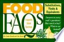 Food FAQs