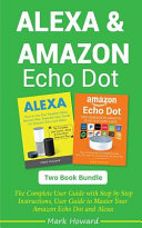 Alexa and Amazon Echo Dot