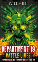 Department 19 Book