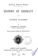 History Of Germany Book PDF
