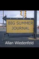 Big Summer Journal