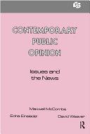 Contemporary Public Opinion