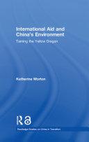 International Aid and China s Environment