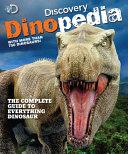 Discovery Dinopedia