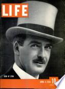 4 نيسان (إبريل) 1938