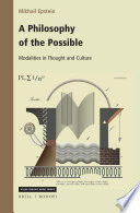 A Philosophy of the Possible