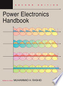 Power Electronics Handbook Book PDF