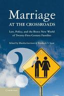 Marriage at the Crossroads Pdf/ePub eBook