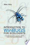Introduction to WinBUGS for Ecologists Book