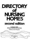 Directory of Nursing Homes