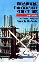 Formwork For Concrete Structures