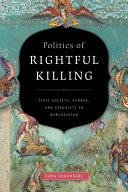 Politics of Rightful Killing Pdf/ePub eBook