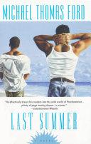 Last Summer Pdf/ePub eBook