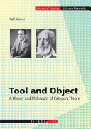 Tool and Object