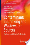 Contaminants in Drinking and Wastewater Sources Book