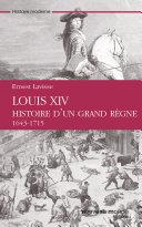 Pdf Louis XIV Histoire d'un grand règne Telecharger