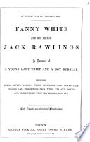 Fanny White and her friend Jack Rawlings