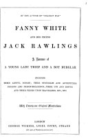 Fanny White and her friend Jack Rawlings ebook