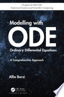 Modelling With Ordinary Differential Equations
