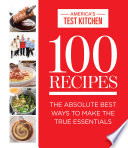 100 Recipes Book PDF