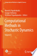 Computational Methods in Stochastic Dynamics Book