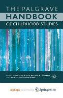 Palgrave Handbook of Childhood Studies