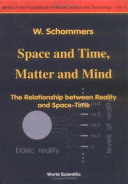 Pdf Space and Time, Matter and Mind