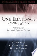 One Electorate under God