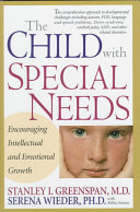 Cover of The Child with Special Needs