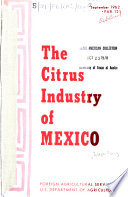 Citrus Industry of Mexico
