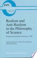 Realism And Anti Realism In The Philosophy Of Science
