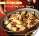 Madhur Jaffrey S Quick Easy Indian Cooking PDF