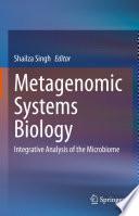 Metagenomic Systems Biology
