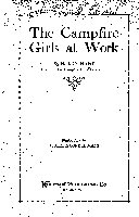 The Campfire Girls at Work