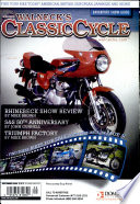 WALNECK'S CLASSIC CYCLE TRADER, SEPTEMBER 2008