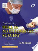 Textbook of Oral and Maxillofacial Surgery  2 e