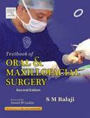 Textbook of Oral and Maxillofacial Surgery, 2/e