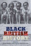 The Oxford Companion to Black British History