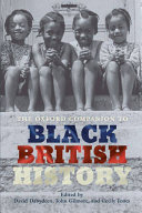 The Oxford Companion to Black British History Book