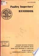 Poultry Inspectors  Handbook