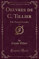 Oeuvres de C. Tillier, Vol. 2