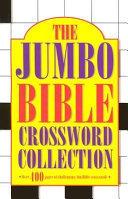 The Jumbo Bible Crossword Collection