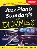 Jazz Piano Standards for Dummies