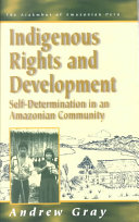 Indigenous Rights and Development