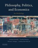 Philosophy  Politics  and Economics