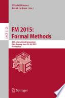 FM 2015  Formal Methods Book