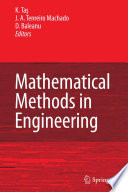 Mathematical Methods In Engineering Book PDF
