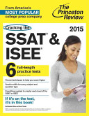 Cracking The Ssat Isee Book PDF