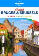 Lonely Planet Pocket Bruges & Brussels